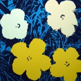Andy Warhol - Flowers II.72 Sunday B. Morning screenprint