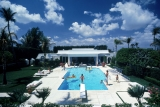 Slim Aarons - Pool in Palm Beach