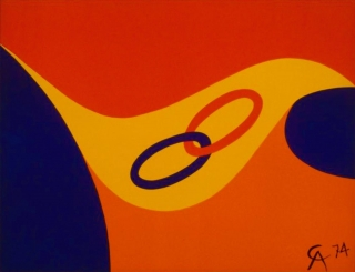 Alexander Calder - Braniff Airlines 1 Designs created for Braniff Airlines aircraft.